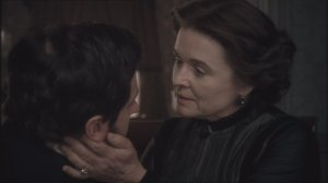 John Thornton and his mother